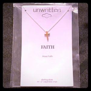 Unwritten Faith Necklace